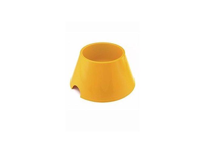 Miska plastová pro kokra (dlouhé uši) 0,65l SP