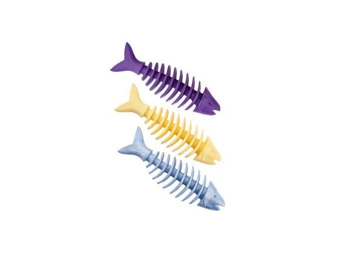 Hračka pes Rybka Dentální plovací velká 16 cm SP