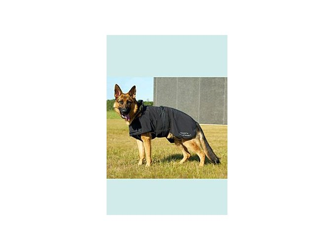Obleček Dog Blanket Softshell 69cm KRUUSE Rehab