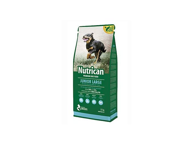 NutriCan Junior Large 15kg