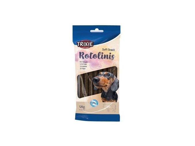Trixie ROTOLINIS a hovězí pro psy 12ks 120g TR