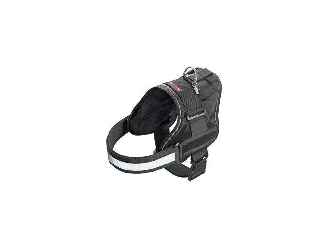 Postroj teflon XTREME černý reflex XL 80-100/50 KAR