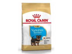 Royal Canin Breed Yorkshire Puppy/Junior 1,5kg