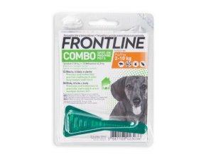 FRONTLINE COMBO spot-on pro psy S (2-10kg)-1x0,67ml