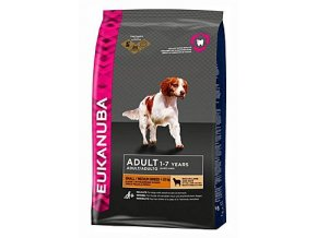 Eukanuba Dog Adult Lamb&Rice Small&Medium 1kg
