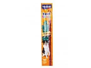 Vitakraft Dog pochoutka Beef Stick salami JuniorMiner.