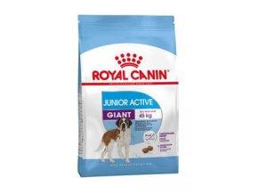 Royal Canin Giant Junior Active 15kg