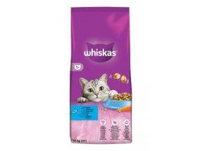 Whiskas Dry s tuňákem 14kg