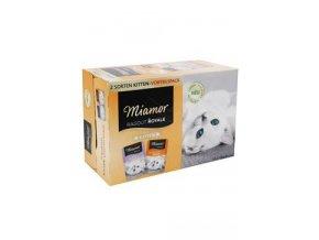 Miamor Cat Ragout Junior Multipack v želé 2x6x100g