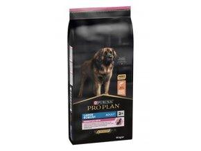 ProPlan Dog Adult Large Robust Optiderma losos14kg