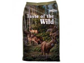 Taste of The Wild Pine Forest 12,2kg+Doprava zdarma+Kupón