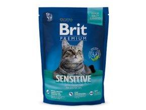 Brit Premium Cat Sensitive 1,5kg NEW