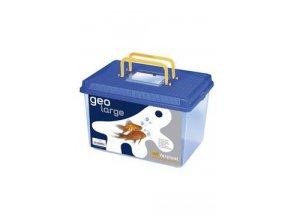 Přepravka Small Animals GEO L 30x20x20,3cm 6l FP