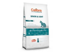 Calibra Cat HA Senior & Light Turkey 2kg