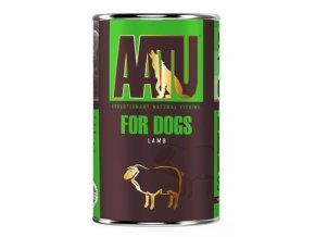 AATU Dog Wild Lamb konz. 400g