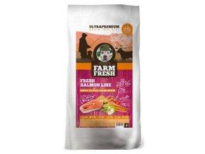 Farm Fresh Salmon line puppy/active large breed 20 kg