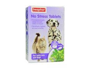 Beaphar No Stress Tablety pro psy a kočky 20ks