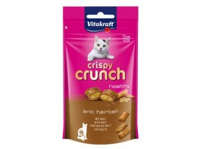 Vitakraft Cat pochoutka Crispy Crunch sladový 60g