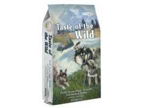 Taste of The Wild Pacific Stream Puppy 12,2kg+Doprava zdarma+Kupón