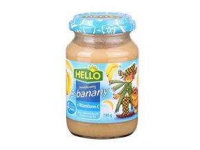 Dětská výživa HELLO Banán 190g