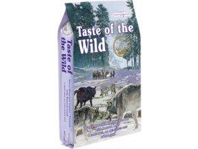 Taste of The Wild Sierra Mountain 12,2kg+Doprava zdarma+Kupón