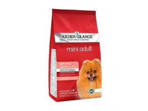 Arden Grange Dog Adult Chicken Mini 6 kg