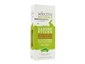 Supreme Selective snack Naturals Garden Sticks 60