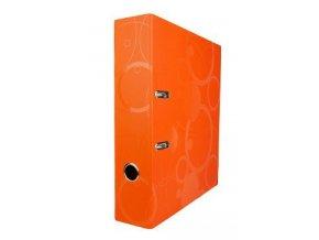 Pořadač pákový Neocolori Oranžová A4