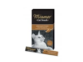 Miamor Cat Krém Játra 6x15g