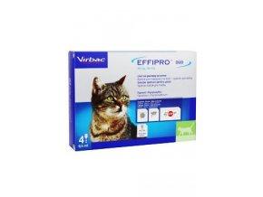 Effipro DUO Cat (1-6kg) 50/60 mg, 4x0,5ml