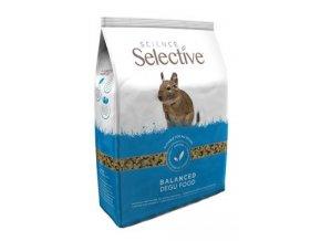 Supreme Selective Degu osmák krm. 1,5kg