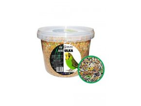 FINE PET Super Mix andulka 2kg