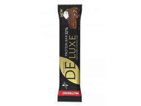 Nutrend DELUXE tyčinka protein čoko brownies 60g
