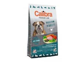 Calibra Dog Premium Line Senior&Light 12kg
