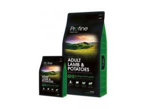 Profine NEW Dog Adult Lamb & Potatoes 15 kg