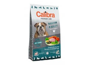 Calibra Dog Premium Line Senior&Light 3kg