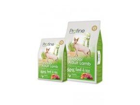 Profine NEW Cat Indoor Adult Lamb 10 kg
