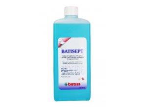 Batisept sol.1l dezinfekce kůže před punkcí, vpichy