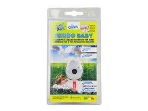 Elektr. odpuzovač klíšťat SKUDO BABY pro děti