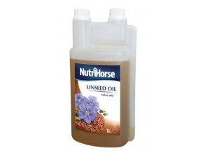 Nutri Horse Lněný olej 1L new