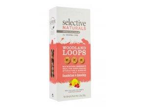 Supreme Selective snack Naturals Woodland Loops 60