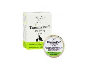 TraumaPet oral gel Ag 5ml