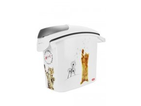 Curver kontejner na suché krmivo 15l 6kg kočka