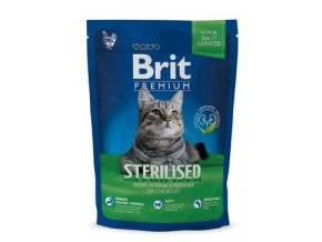 Brit Premium Cat Sterilised 1,5kg NEW