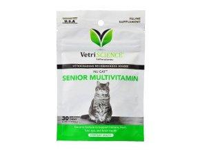 VetriScience Nu-Cat Senior potr.doplň st.kočky 37,5g