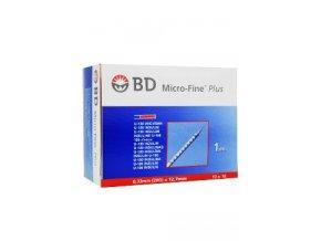Insulin.set 1ml/100 I.U. MICROFINE 0,33x12,7mm 100ks