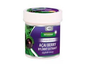 Acai Berry bylinný extrakt 60tob