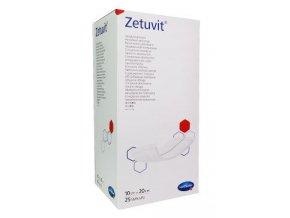 Kompres Zetuvit 10x20cm/25ks sterilní