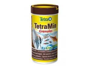 Krmivo akv.rybky Tetra Min gran. 250ml
