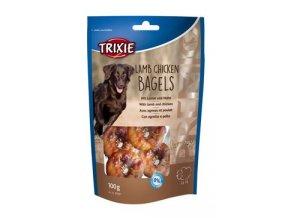 Trixie Premio LAMB CHICKEN BAGELS kroužky 100g TR